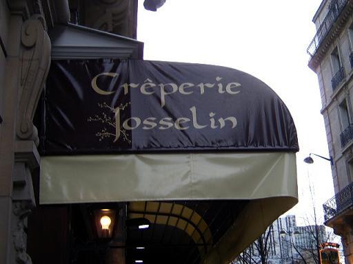 Crêperie Josselin
