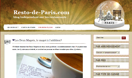 Resto-de-paris dot com