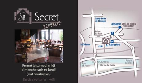 Restaurant Secret Repulic